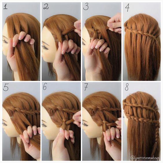 peinados faciles 46