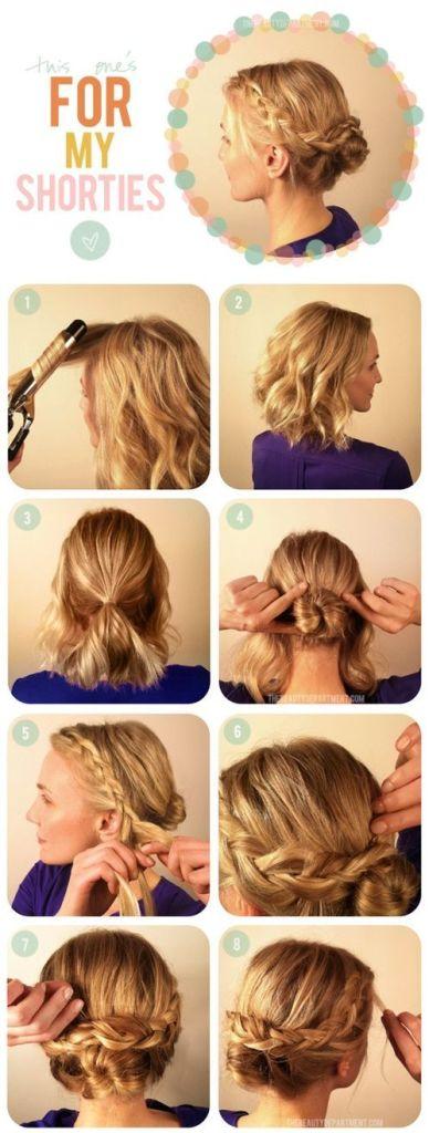 peinados faciles 73