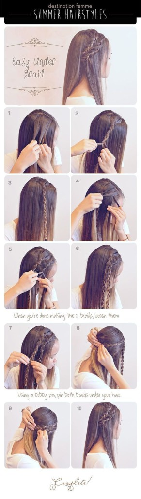 peinados faciles 79