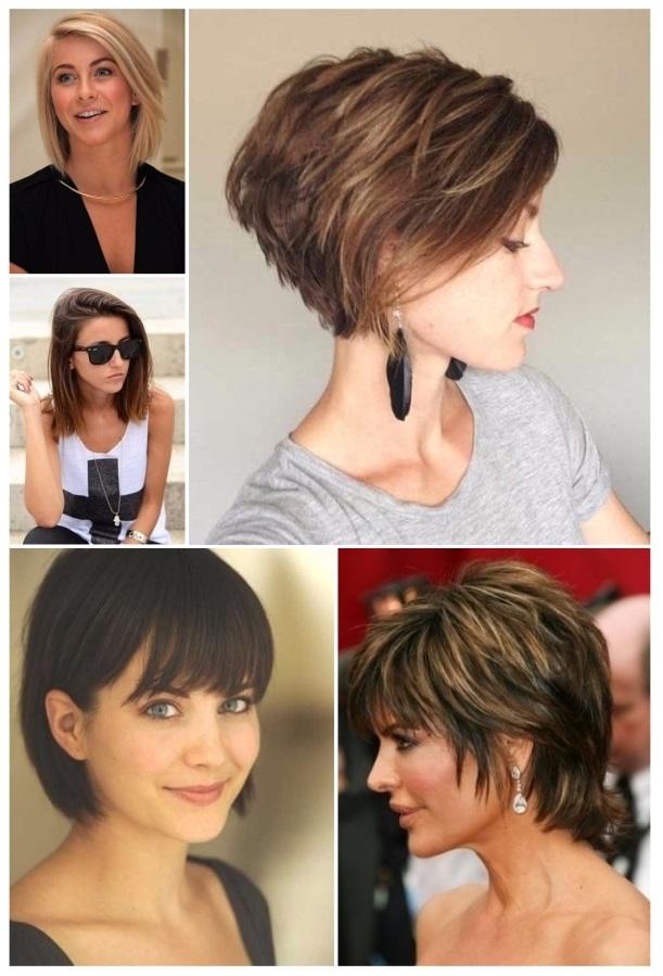 Como mantener el cabello corto liso