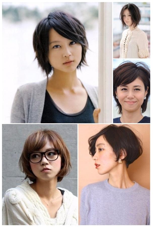 peinados sencillos y bonitos para cabello corto