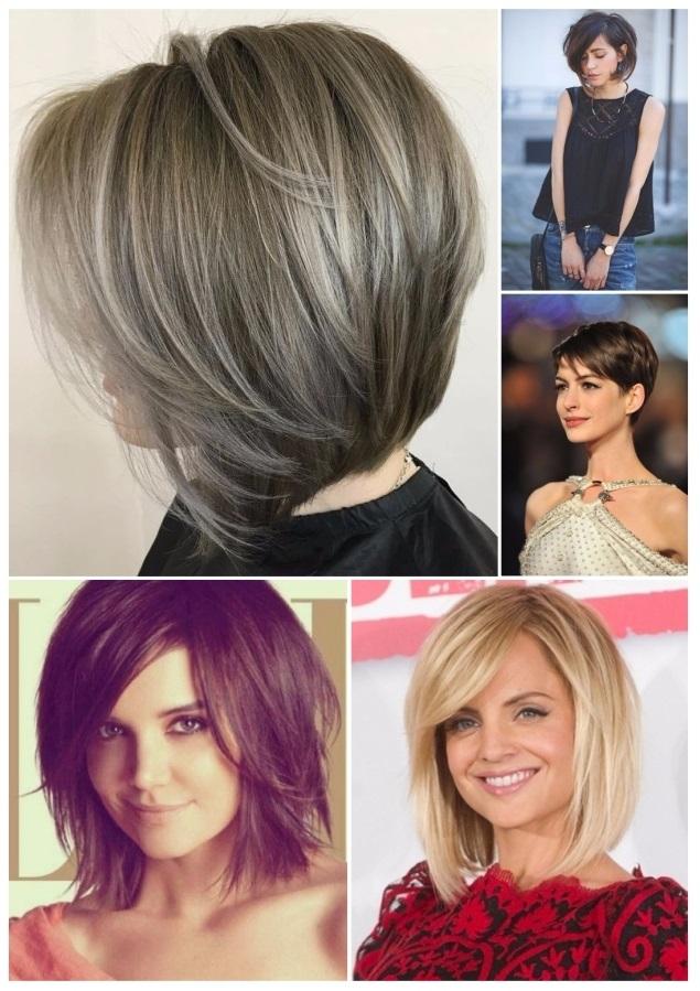 Como peinar mi cabello corto en capas