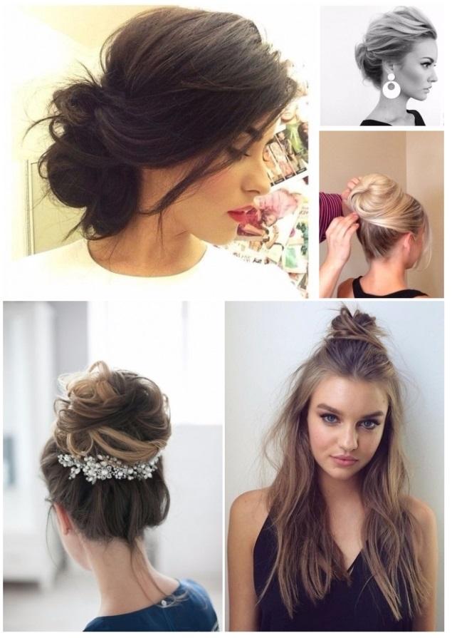 peinados de moda para fiestas de gala