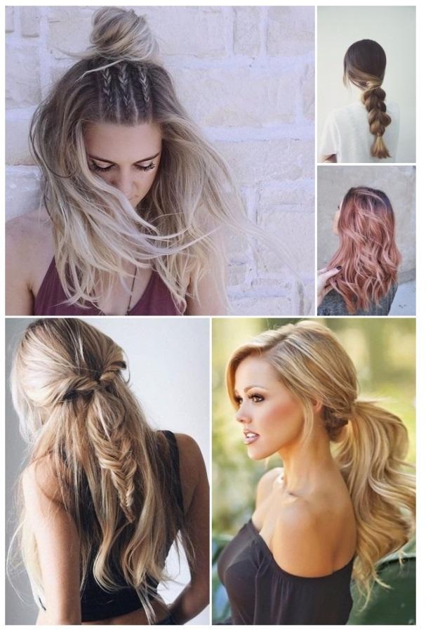 Peinados de moda imagenes