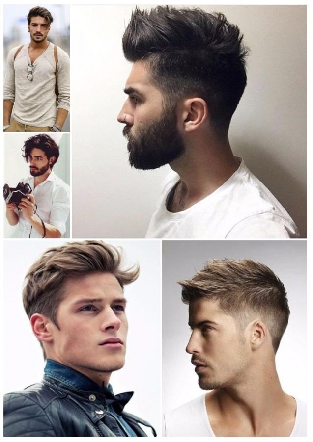 Los ultimos peinados de moda para hombres