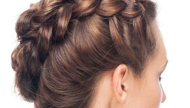 80 Peinados Faciles Con Trenzas Cabello Corto Y Largo