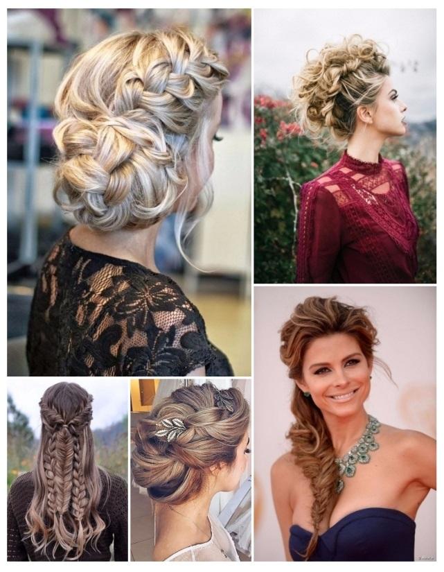 Como Hacer Peinados Para Vestidos Escotados Cortes De Pelo