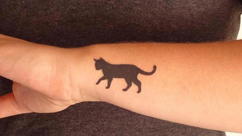 Tatuajes De Gatos Solo Para Las Amantes De Los Felinos