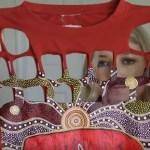 como reciclar tus camisetas viejas sin coser