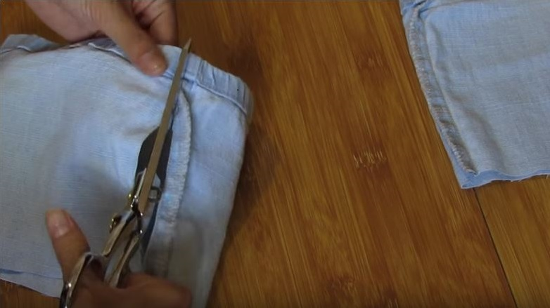 Como hacer pantalones joggers 8