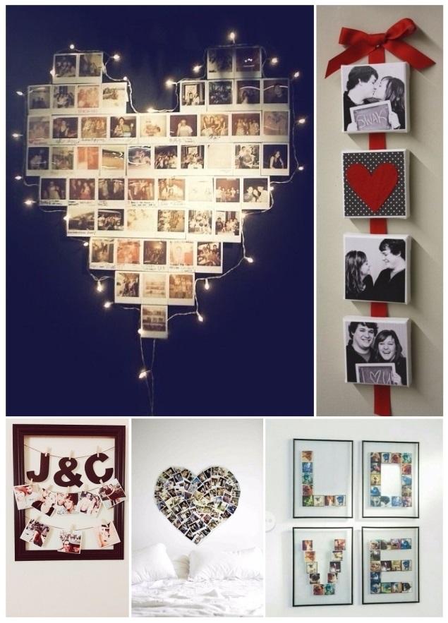 como decorar para San Valentín 9