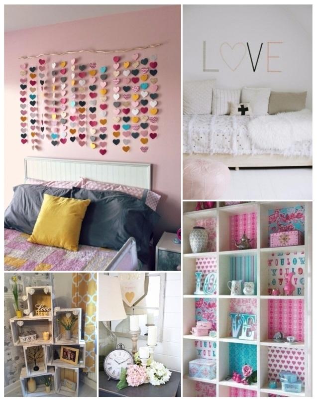 como decorar para San Valentín 3