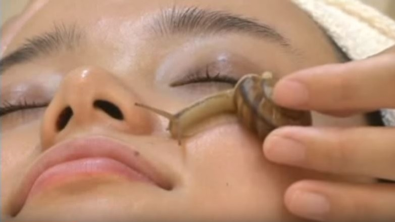 como hacer mascarilla de baba de caracol