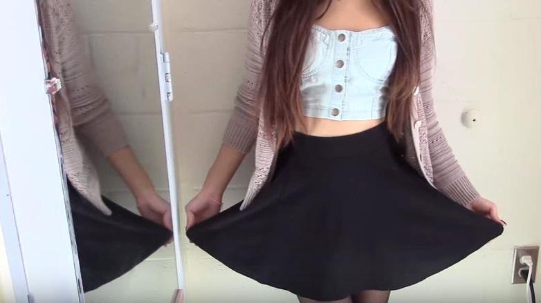dcf577fec COMBINAR FALDA - Como combinar una falda de cualquier estilo