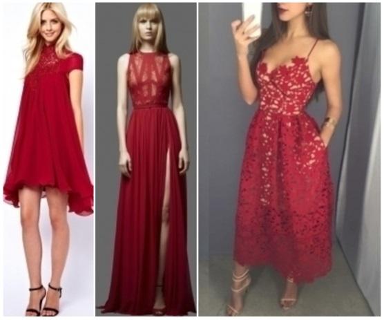 b5742dec197b3 COMO COMBINAR UN VESTIDO - Combina el vestido segun su color