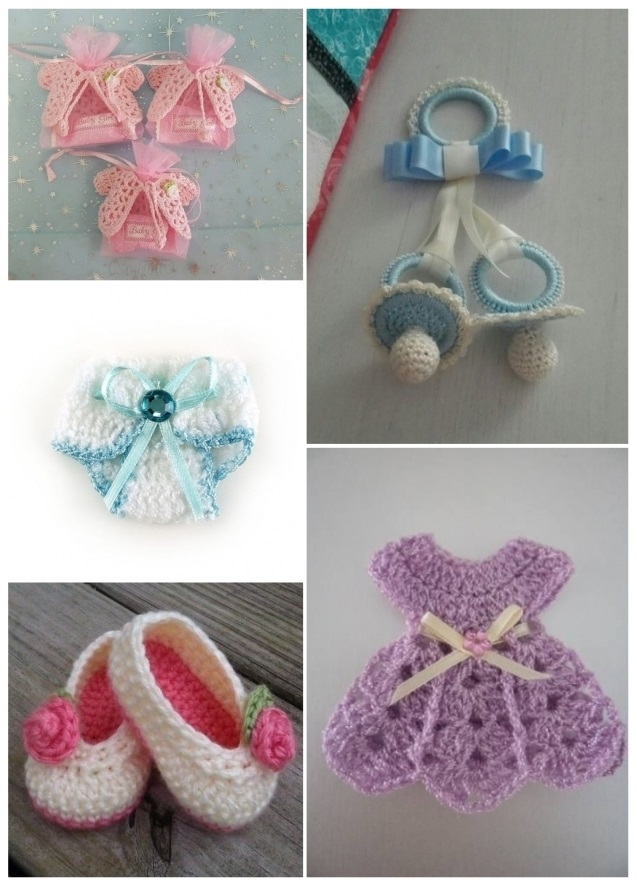 Recuerdos Para Baby Shower 80 Ideas De Regalitos Econmicos