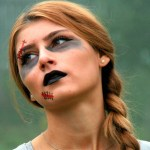 maquillaje para halloween barato