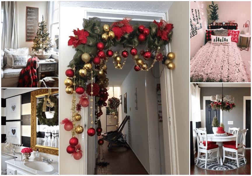 como decorar para navidad 2