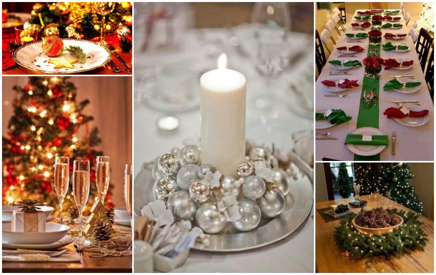 como decorar para navidad 9