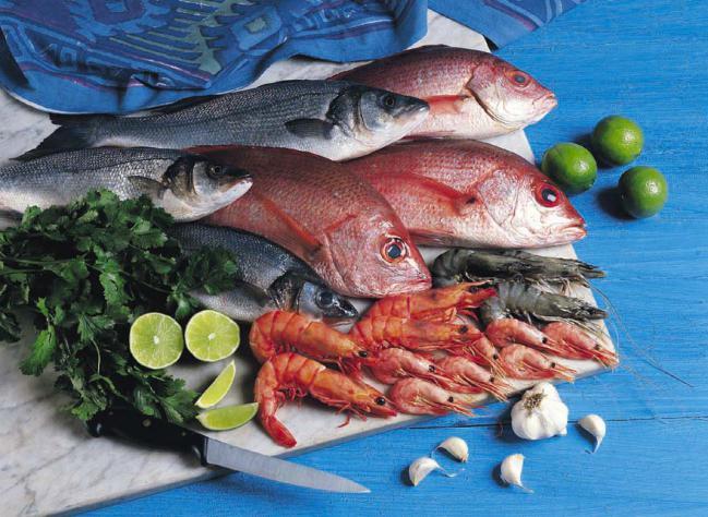 alimentos-con-yodo-pescados-y-mariscos