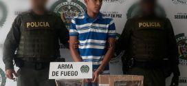 A la carcel fue enviado joven que protagonizó balacera en Guacarí.
