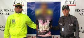 Capturado en San Pedro hombre sindicado de acceso carnal  violento en Guacari