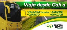 Expresó Palmira operará nueva ruta de Cali a Guacari.