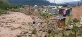 Atencion| Mocoa Putumayo nuevamente amenazada por la intensas lluvias (video).