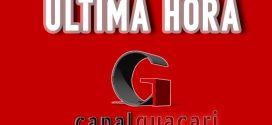 Última Hora| HOMICIDIO en Guacari