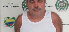 Asegurado por acto sexual con menor de 14 años en Candelaria Valle.