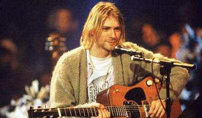 Fallece Kurt Cobain
