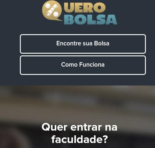 Imagem: querobolsa.com.br