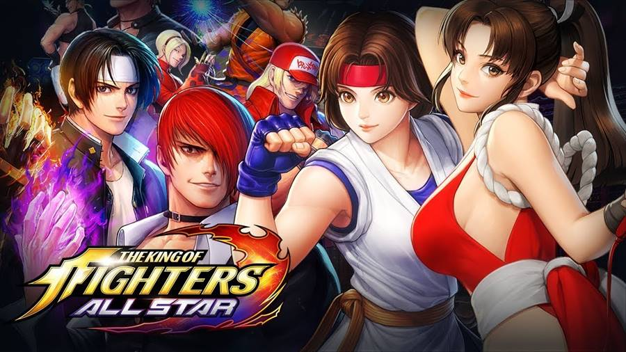 king of fighters allstar dicas