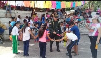 Niñez, Rioblanco, juventud, juegos