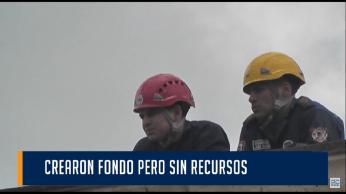 El diputado Felipe Ferro, se pondrá al frente del Fondo Bomberil.