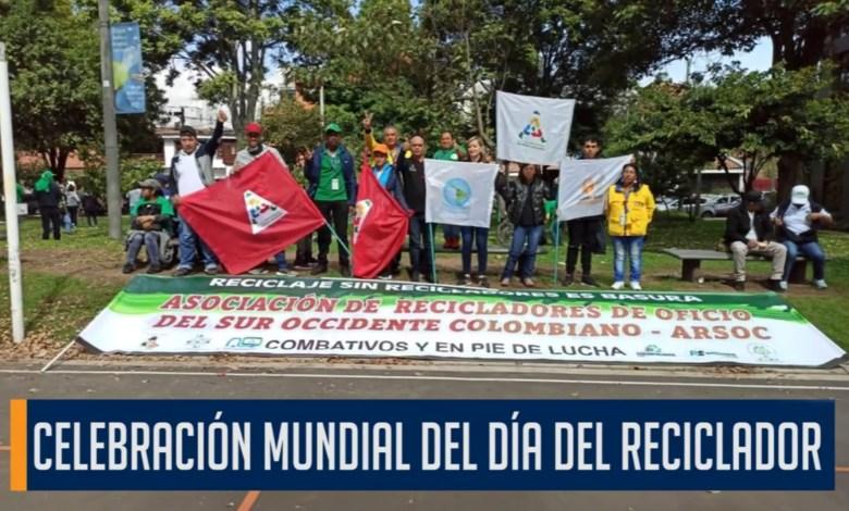 Photo of Cooperativa Cooresuntol, representó a Ibagué en la celebración del día internacional del reciclador en Bogotá. A la fecha en el país hay 37 mil recicladores formalizados.