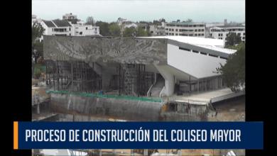 PROCESO DE CONSTRUCCIÓN DEL COLISEO MAYOR