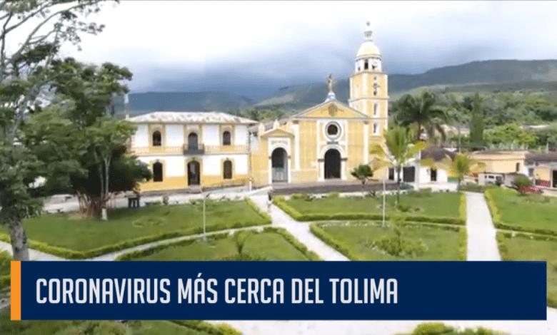 CORONAVIRUS MÁS CERCA DEL TOLIMA