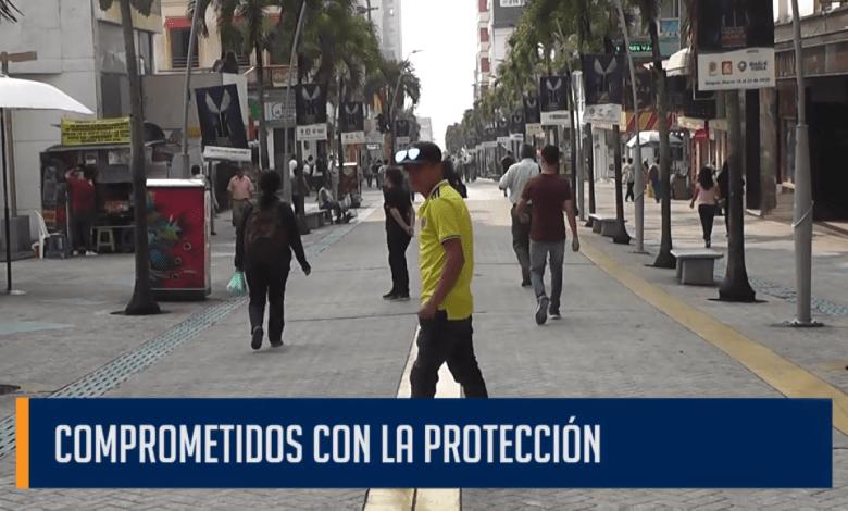 COMPROMETIDOS CON LA PROTECCIÓN