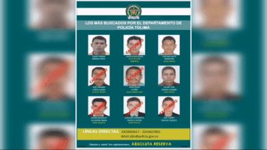 Photo of En Ibagué fue capturado Jairo Rojas Patiño, alias 'Carroloco', presuntos integrante de la banda delincuencial 'Los Dmax' y además uno de los más buscados en el Tolima