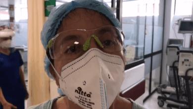 Photo of En unidades de cuidados intensivos, víctimas del Covid-19 luchan por sus vidas