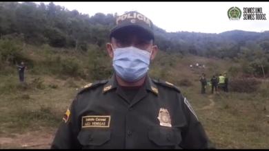 Photo of Por invadir un terreno en la finca el Porvenir en el muncipio de Ibagué fueron capturadas dos personas