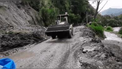 Photo of Retornó la movilidad hacia el Cañón del Combeima, pero las autoridades recomiendan abstenerse de transitar por esta vía