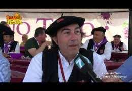 De festa en festa – Festa do Tinto do Salnés – Ribadumia (2018)