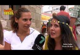 De festa en festa – Feira Celta – Porto do Son (2018)