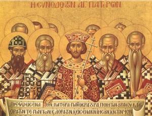 Concilio de Nicea, 325 d.C.