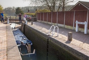 Swindon Lock 18.
