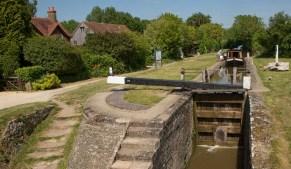 Pigeon's Lock 39 near Kirtlington.