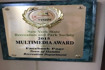 award hamlin