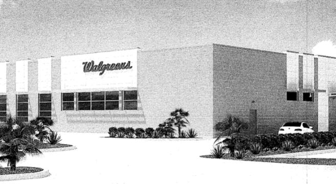 Walgreens Market Structure